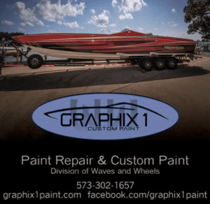 Graphix 1 Custom Paint