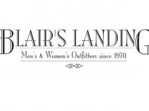 Blair's Landing Clothing Store