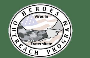 Heroes Outreach Program Logo
