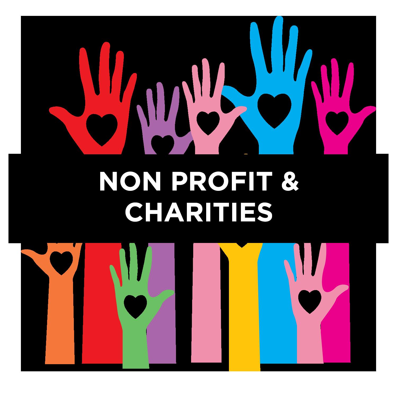 Non-Profits & Charities