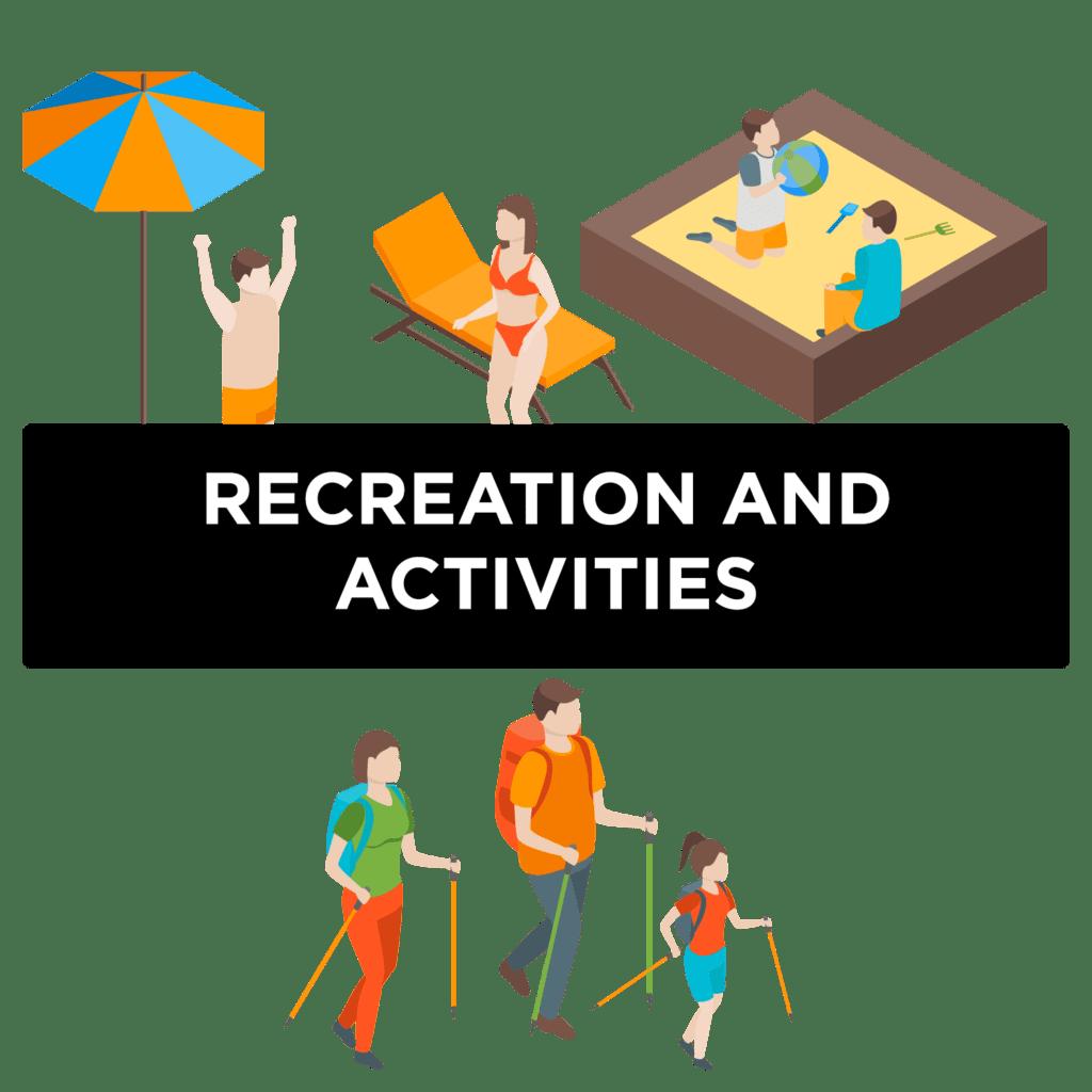 Recreation & Activities in Lake Ozarks, Osage & Sunrise Beach Missouri
