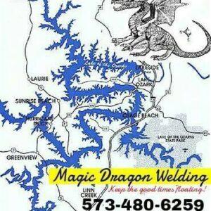 Magic Dragon Welding