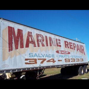 Marine Repair Shop