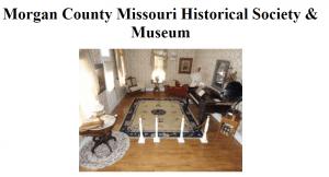 Morgan County Historical Society